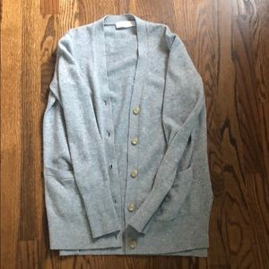 Everlane cashmere cardigan